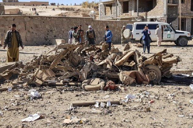 «Мирні» переговори. Через теракт в Афганістані загинули 15 дітей