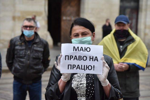 Допомога ФОП. «Карантинні» 8000 грн почнуть виплачувати до Нового року, обіцяє міністр
