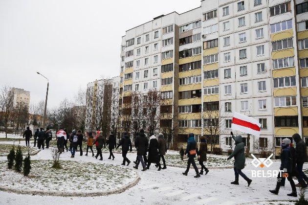 МВС Білорусі створило базу даних протестувальників за наказом Лукашенка