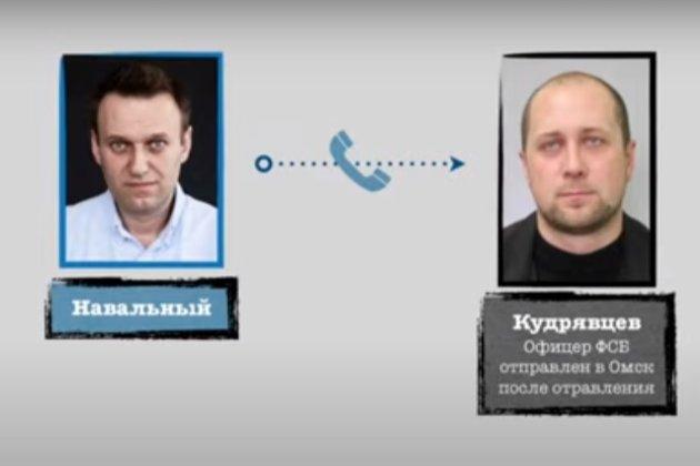 Пранк року. Навальний стверджує, що дзвонив агенту ФСБ, який мав завдання його вбити
