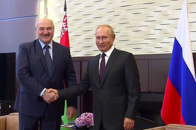 Уряд РФ схвалив надання Білорусі кредиту на суму $1 млрд