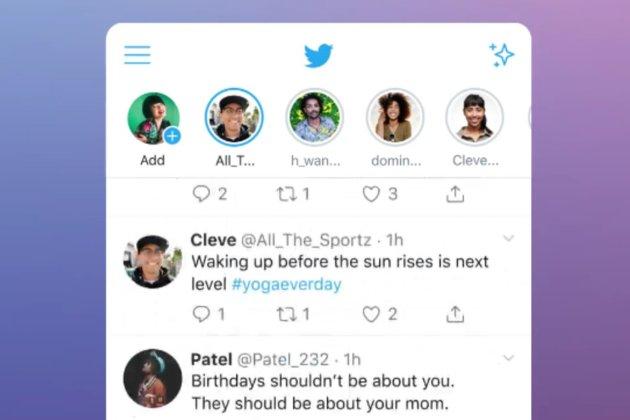 Twitter тестує нову функцію «Spaces» на основі голосу