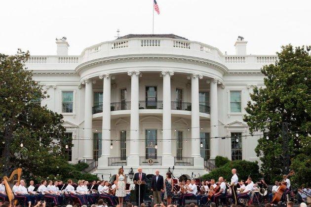 Трамп і почуття краси. Американський президент вирішив, що нові федеральні будівлі повинні бути «прекрасними»