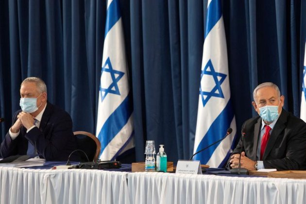 В Ізраїлі розпустили парламент. Партнери по коаліції Нетаньяху і Ганц не домовилися про держбюджет на 2021 рік