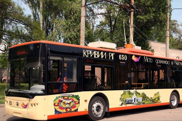 Мешканцям рідного міста Зеленського у 2021 році зроблять безкоштовний проїзд у транспорті