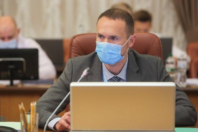 Комітет ВР не розглянув можливе «кнопкодавство» під час голосування за Шкарлета