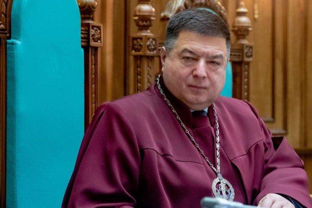 У Зеленського заявили, що Тупицького можуть відсторонити від роботи