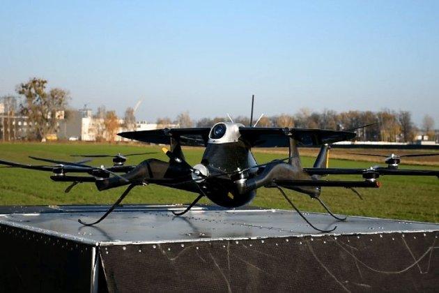 Виробники дронів для фермерів представлять Україну на конкурсі у Кремнієвій долині
