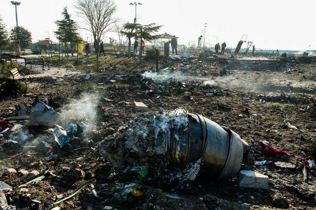 Тегеран запевнив, що надав Україні звіт щодо збитого літака МАУ