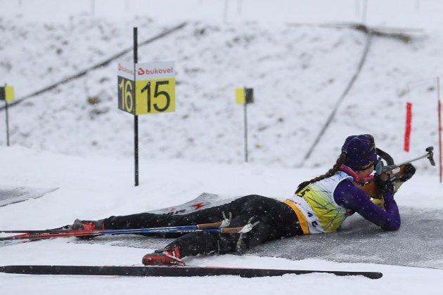 На чемпіонаті України з біатлону пройшла гонка... без стрільби