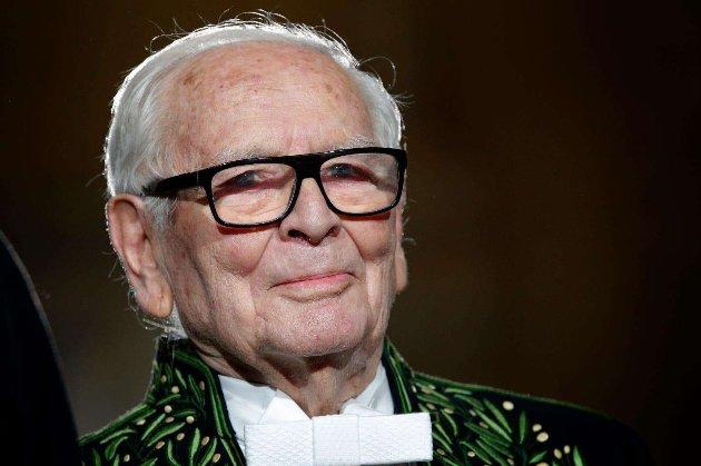 Помер П'єр Карден. Французькому модельєру було 98 років