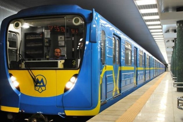 У Києві змінився графік роботи метро у новорічну ніч