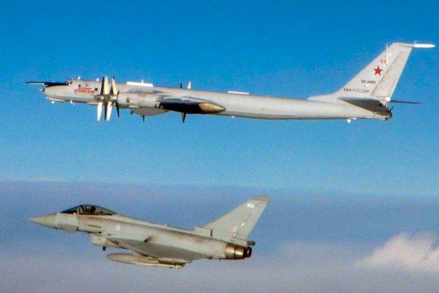 Авіація РФ все активніше літає біля кордонів держав НАТО