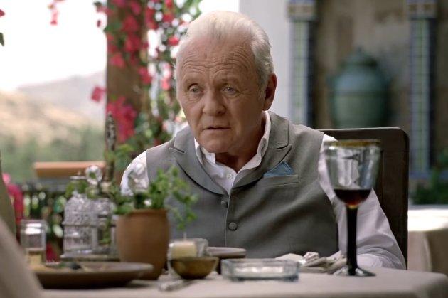 Ентоні Хопкінс похвалився, що вже 45 років не вживає алкоголь
