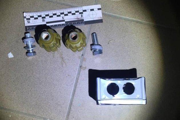 Шабунін заявив, що батькам його дружини також підкинули вибухівку