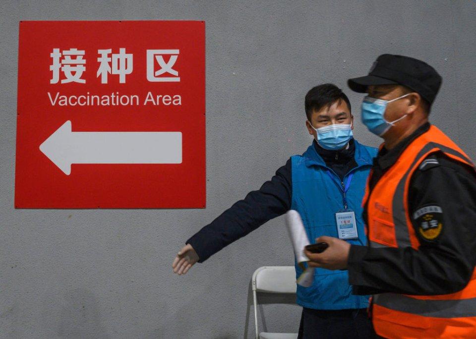 CoronaVac будуть використовувати і в самому Китаї / Getty images