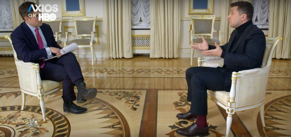Зеленський звернувся до Байдена: чому ми досі не в НАТО? / Axios