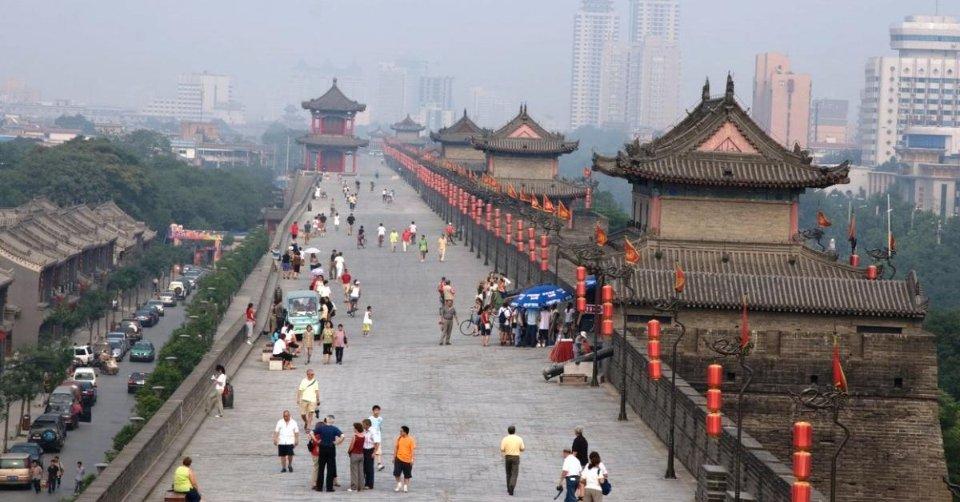 Місто Сіань, у якому викрали Мао Інь / відкриті джерела