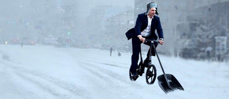 Погодний апокаліпсис. Чому Кличко ніяк не впорається зі снігом?