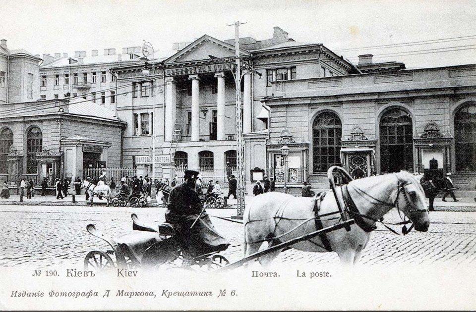 На початку ХХ століття роль таксі виконували візники, які часто ставали винуватцями ДТП