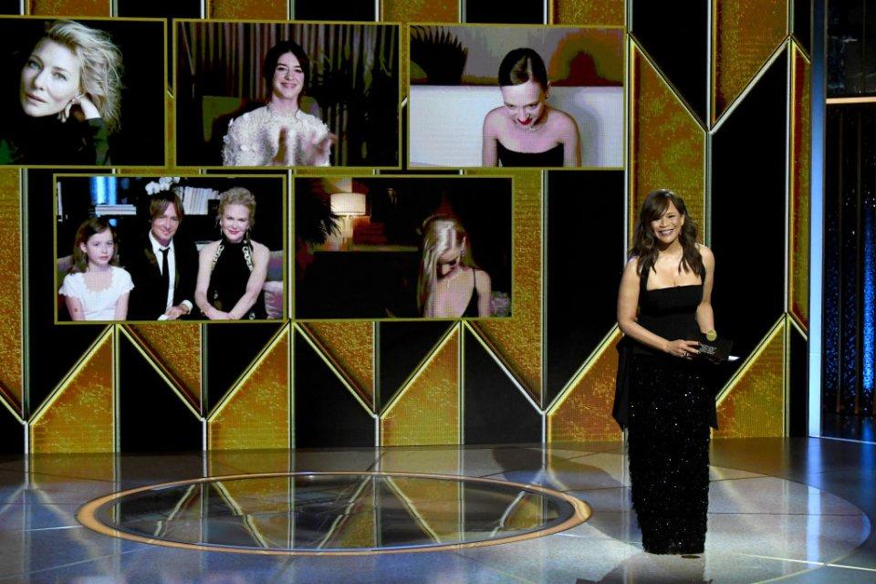 Вручення кінопремії / Getty Images