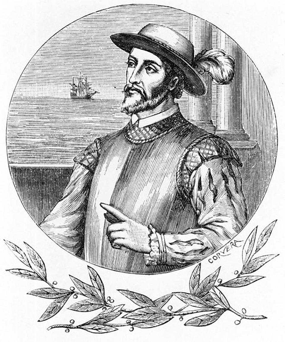 Іспанський мореплавець Хуан Понсе де Леон