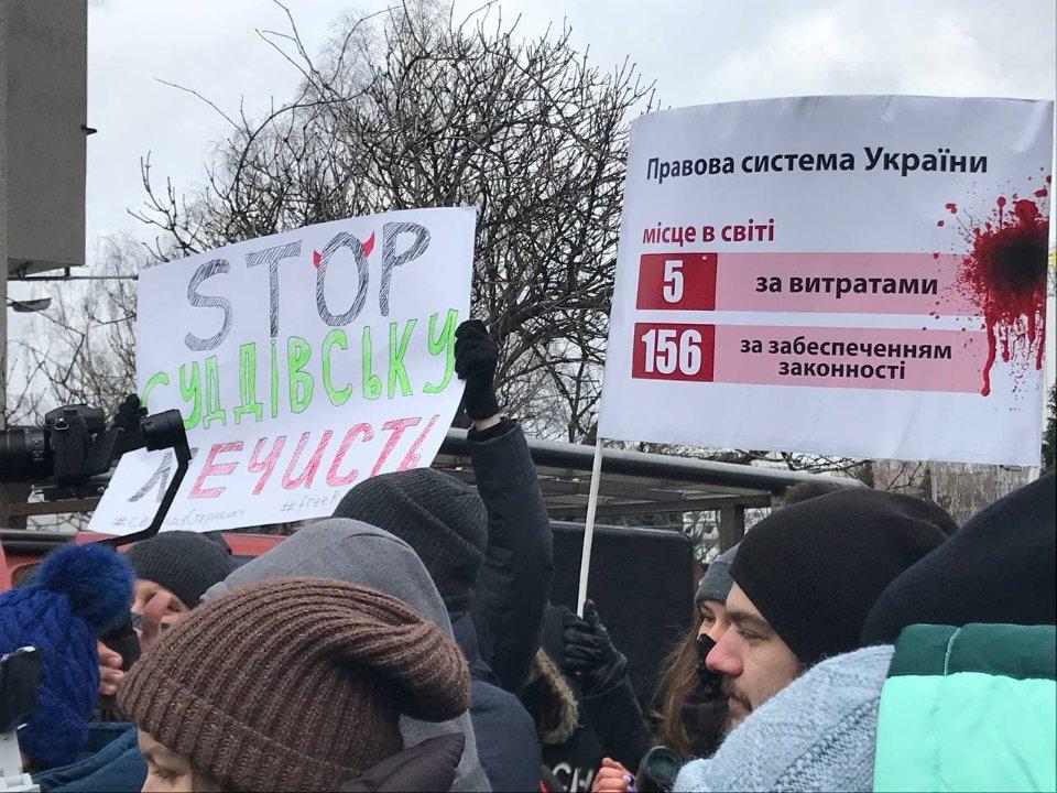 Катерина Гаценко / Chas News