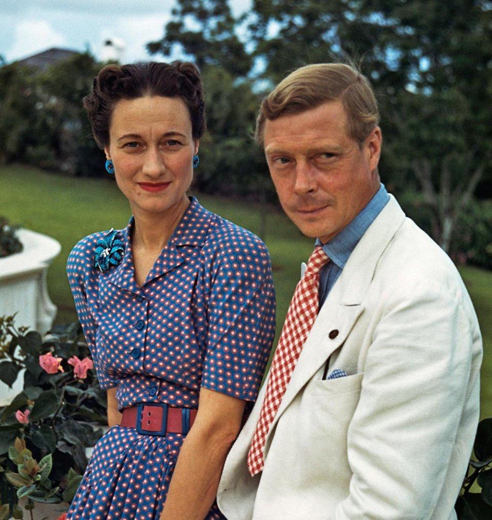 Герцог та герцогиня Вінзорські на Багамах, 1942 рік. Едуард в 1940-1945 роках займав посаду губернатора Багамських островів / GettyImages