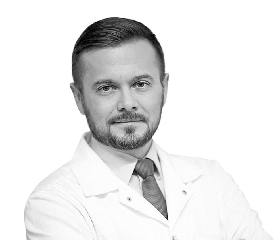 лікар-терапевт, начмед ковідного стаціонару медичної мережі «Добробут»