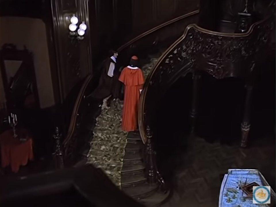 Кадр з фільму «Д'Артаньян і три мушкетери»