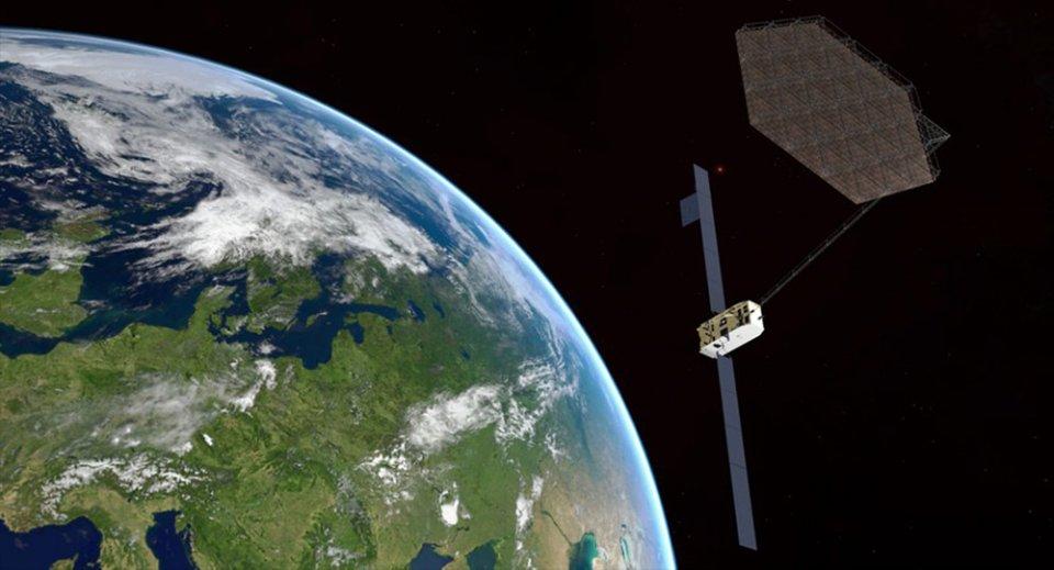 Так виглядає концепція космічної фабрики / Airbus