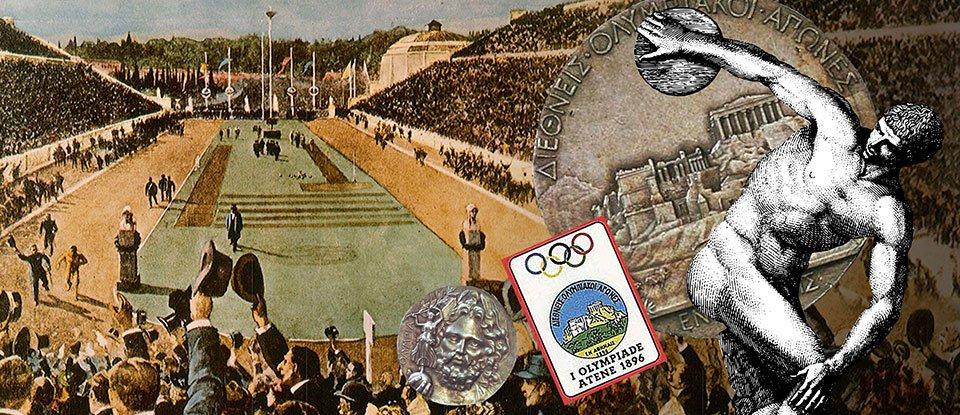 «Швидше, вище, сильніше!» і похмілля. Як 125 років тому українець не взяв участі у першій Олімпіаді