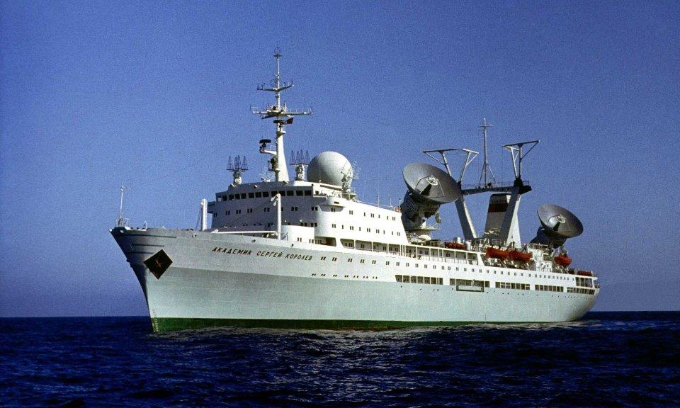 «Академік Сергій Корольов» – ще один корабль космічного флоту, який Україна успадкувала від СРСР / відкриті джерела
