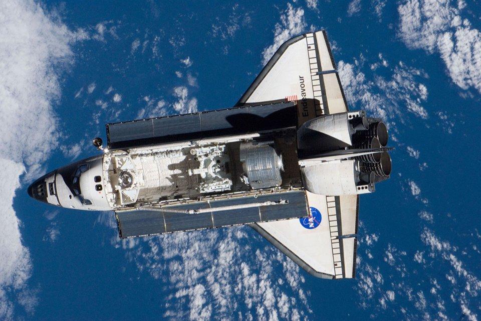 Вантажний відсік Space Shuttle