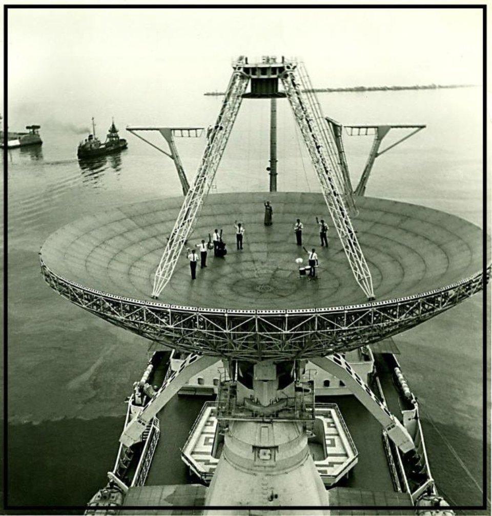 Розміри корабля насправді вражають / відкриті джерела