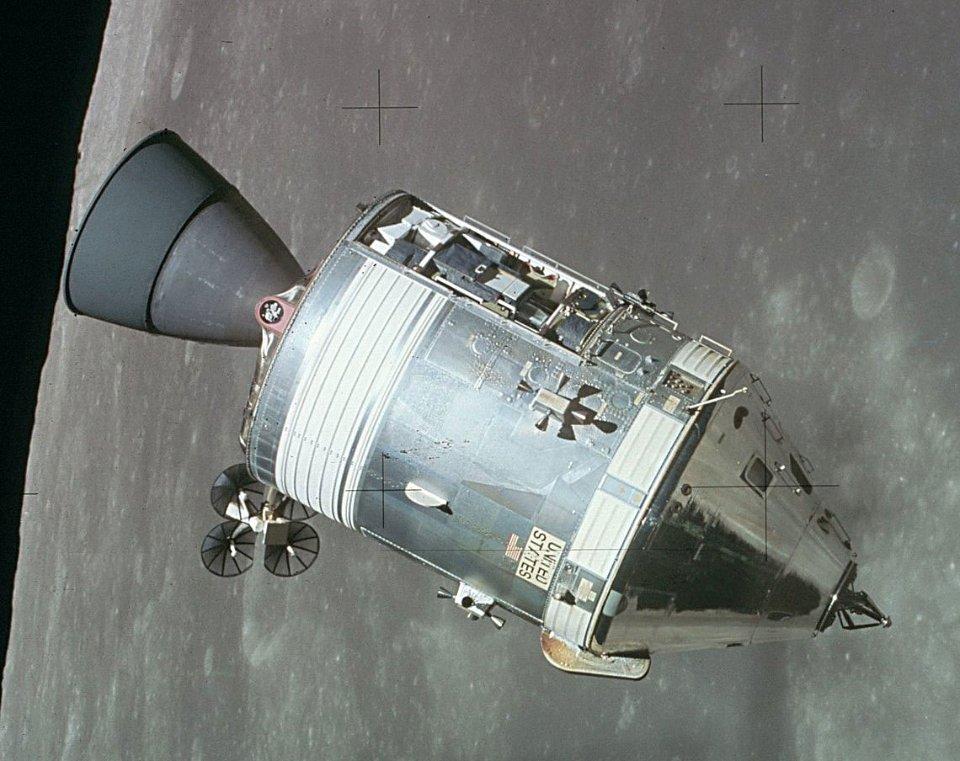 Командний і сервісний модуль Apollo