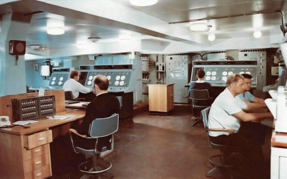 Корабель був нашпигований надсучаснішньою апаратурою / відкриті джерела