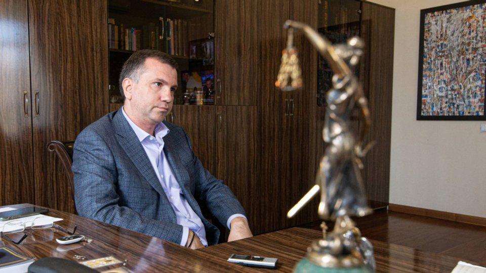 Суддя Вовк / babel.ua
