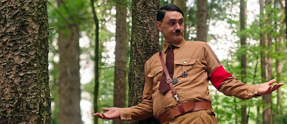 Він знову тут? П'ять фільмів, в яких іронізують над Гітлером та знущаються з нього