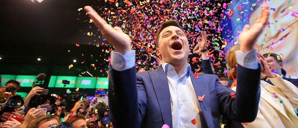 Два роки перемозі Зеленського. Ми зібрали головні меми його виборчої кампанії у відео