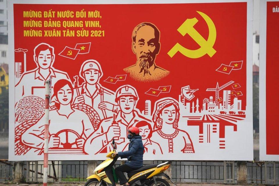 У В'єтнамі про уомунізм згадують переважно коли треба об'єднати націю навколо певної мети / Getty Images