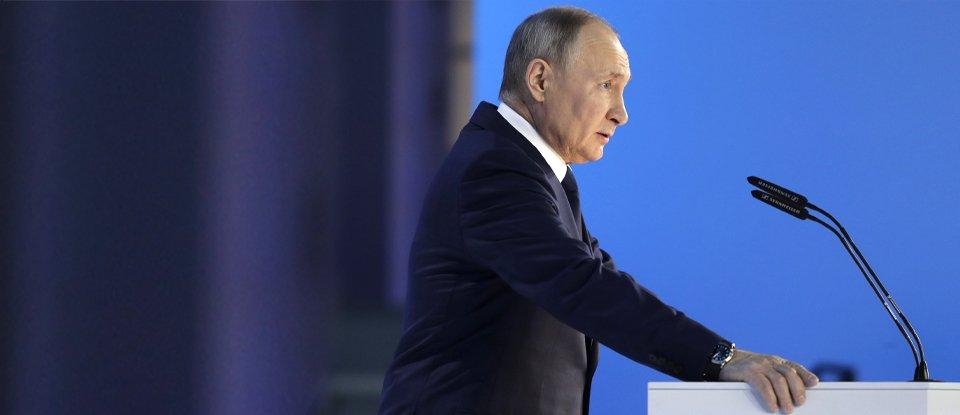 Так говорив Путін. Які висновки можна зробити з послання російського президента депутатам