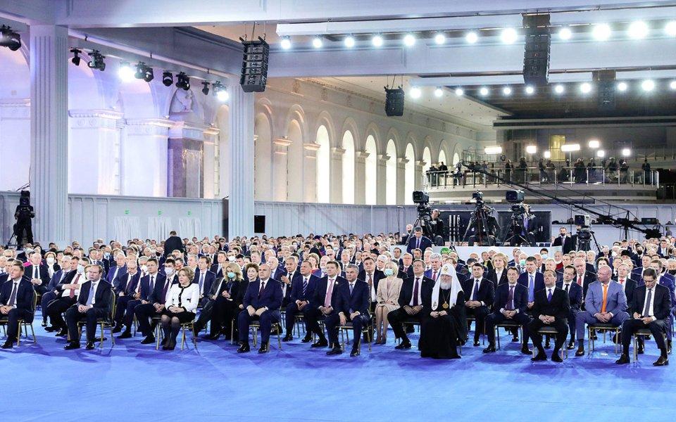 Путін багато говорив про соціальні виплати