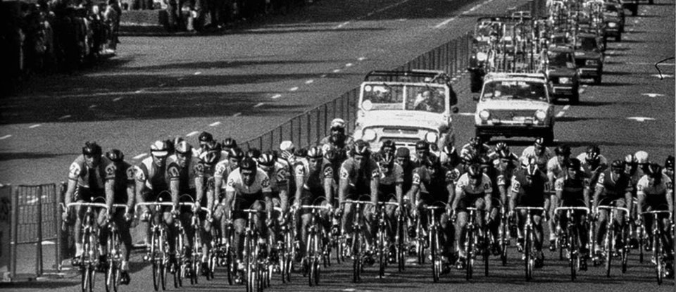 Як кияни у травні 1986 року дізналися про справжні наслідки чорнобильської катастрофи завдяки велогонці та французам