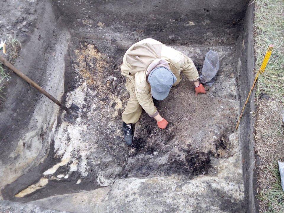 Зазвичай археологи прибувають до Чорнобиля весною для пошуку місць майбутніх розкопок / Іван Хоптинець