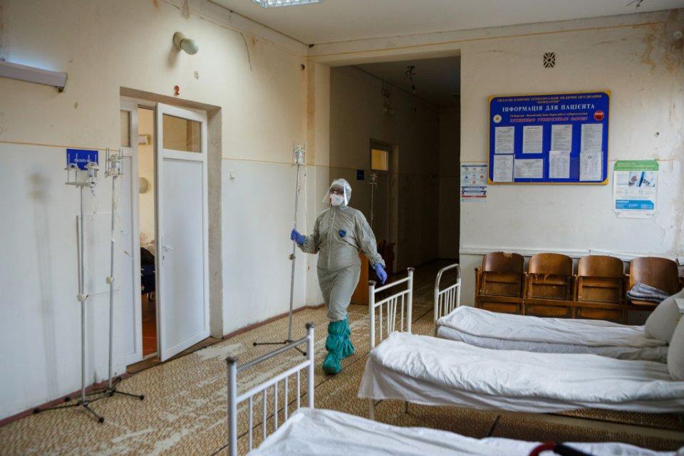 Українські лікарні вимагають термінового оновлення / Getty Images