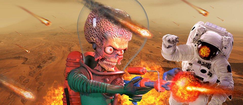 Червона загроза. Три неочевидних способи померти на Марсі