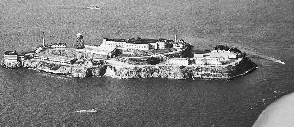 75 років бою за в'язницю Алькатрас. Як це було?