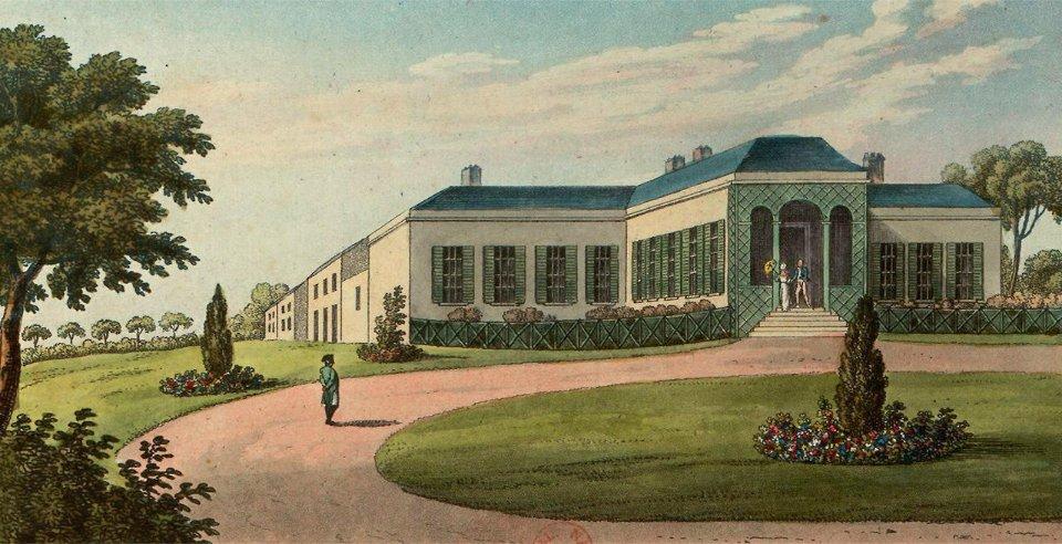 Лонгвуд-хауз — будинок Наполеона на острові Святої Єлени