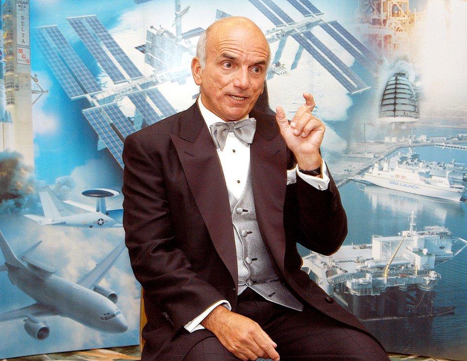 Денніс Тіто — перший в світі космічний турист